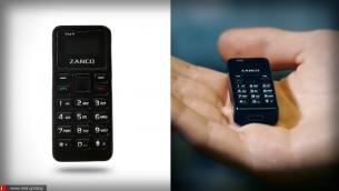 Zanco Tiny T1: το μικρότερο κινητό τηλέφωνο στον κόσμο είναι εδώ