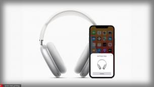 Η Apple ανακοίνωσε τα νέα ασύρματα over-ear  AirPods Max