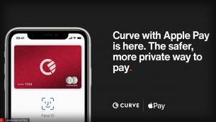 Το Apple Pay υποστηρίζει πλέον όλες τις ελληνικές κάρτες μέσω του Curve