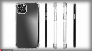 Νεότερες θήκες για το iPhone 11 επιβεβαιώνουν την τριπλή κάμερα με το τετράγωνο πλαίσιο!