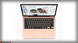 H Apple ανακοίνωσε την κυκλοφορία του νέου MacBook Air