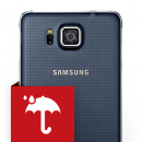 Wet Samsung Galaxy Alpha repair