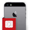 Επισκευή sim card reader iPhone SE