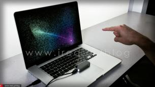Ελέγξτε το Mac σας με χειρονομίες
