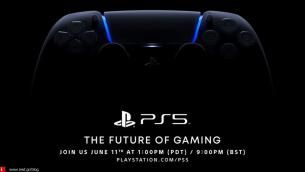 Επαναπρογραμματίστηκε στις 11 Ιουνίου η επίσημη παρουσίαση του PlayStation 5