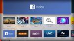 Facebook TV - Νέα εφαρμογή για την τηλεόρασή μας