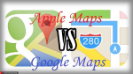 Review: Χάρτες Google ή Χάρτες της Apple;