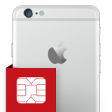 iPhone 6 SIM card reader repair
