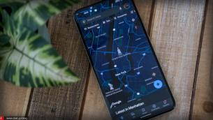 Το Dark Mode στους χάρτες Google έρχεται και επίσημα για iPhones μέσα στο μήνα