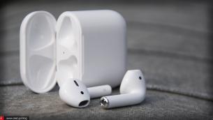 H Apple… ξέμεινε από AirPods