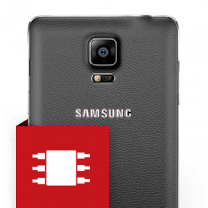 Samsung Galaxy Note 4 motherboard repair
