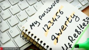 Τα χειρότερα passwords που χρησιμοποιήθηκαν το 2018