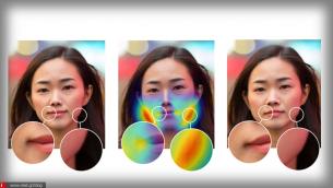 Ερευνητές του Berkeley δημιούργησαν νευρικό δίκτυο που μπορεί να εντοπίσει επεξεργασμένες εικόνες προσώπων