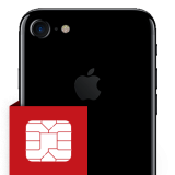 iPhone 7 SIM card reader repair
