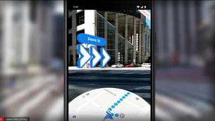Οι οδηγίες επαυξημένης πραγματικότητας του Google Maps από σήμερα διαθέσιμες σε IOS και Android