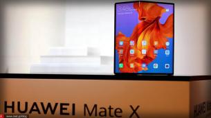 Η Huawei καθυστερεί την κυκλοφορία του foldable Mate X φοβούμενη πιθανό φιάσκο