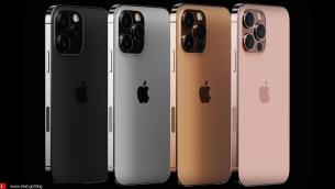 Νέα χρώματα και αλλαγές στον αποθηκευτικό χώρο έρχονται με το iPhone 13