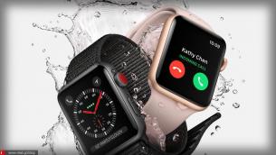 H Apple ανακοίνωσε δωρεάν αλλαγή οθόνης στα Apple Watch Series 2 και Series 3