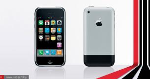 Χαρακτηριστικά iPhone