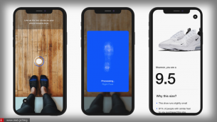 Το νέο app της Nike που σού μετράει το... πόδι με εκπληκτική ακρίβεια