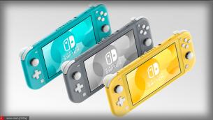 Η Νitendo αποκάλυψε επίσημα την κυκλοφορία του Nitendo Switch Lite!