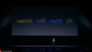 Λιτό το φετινό WWDC χωρίς νέες συσκευές