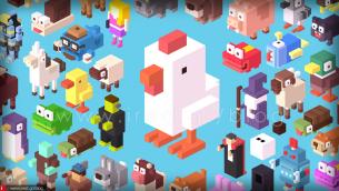 Crossy Road: Κορυφαίο παιχνίδι για iPhone και iPad