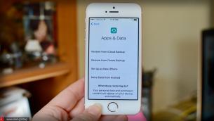 iOS 11: πώς να διαγράψετε παλιά backups από το iPhone - iPad