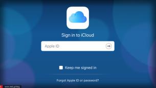 Χρήση Face ID και Touch ID στην IOS 13 για σύνδεση στο iCloud