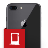 Επισκευή Sim Card Case iPhone 8 Plus