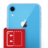 iPhone XR Rear cover replacement