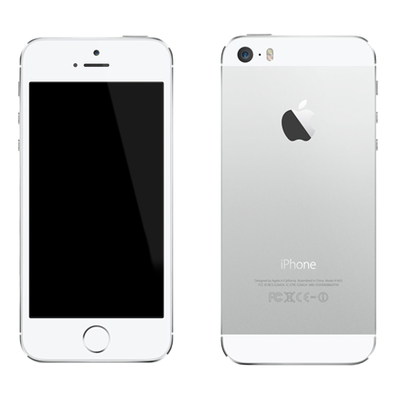 iPhone 5S 16GB Ασημί