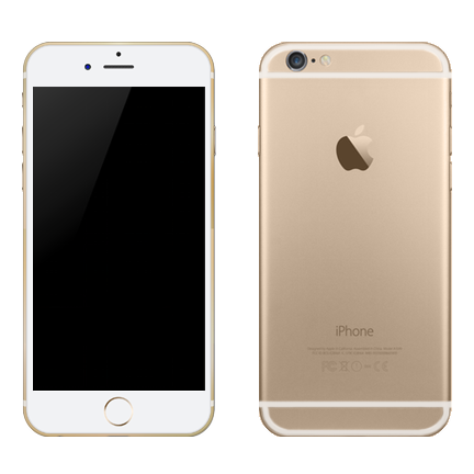 iPhone 6-PLUS 128GB Χρυσό
