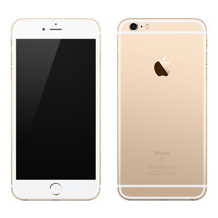 iPhone 6S-PLUS 64GB Χρυσό