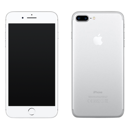 iPhone 7-PLUS 128GB Ασημί