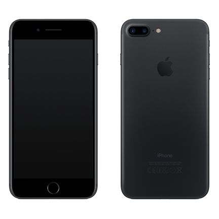 iPhone 7-PLUS 128GB Μαύρο