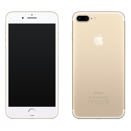 iPhone 7-PLUS 128GB Χρυσό