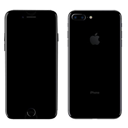 iPhone 7-PLUS 128GB JET BLACK