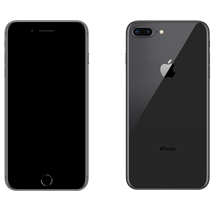 iPhone 8-PLUS 64GB Γκρι