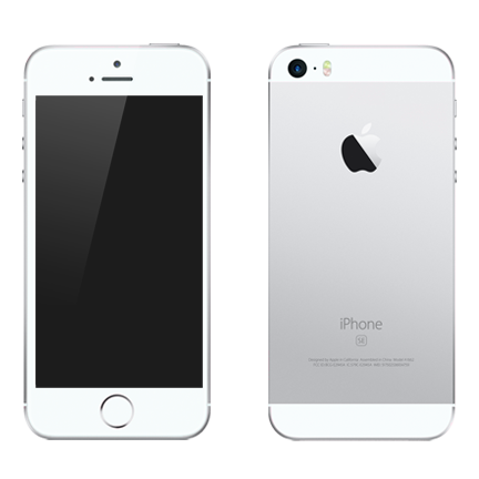 iPhone SE 64GB Ασημί