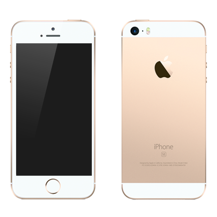 iPhone SE 64GB Χρυσό