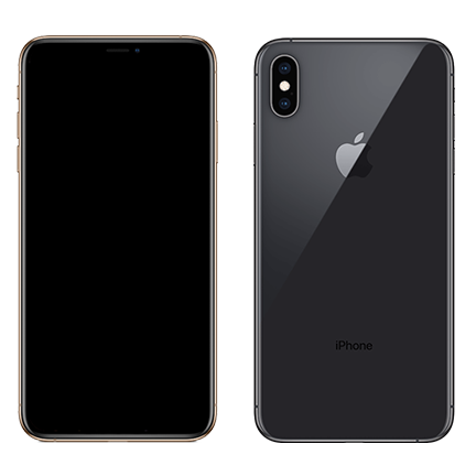 iPhone XS MAX 256GB Γκρι