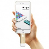 Adam Elements iKlips 32GB Χρυσό